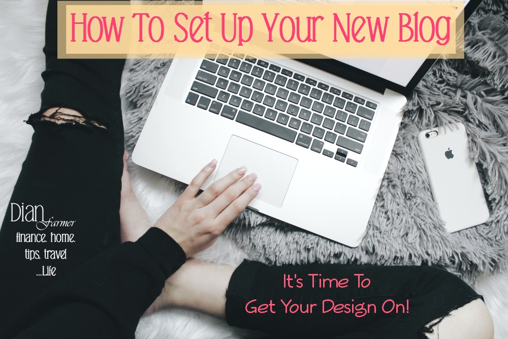 Ready to set up your new blog? Let's learn how to design a blog, and help you with your WordPress Blog Design. No need to hire a blog designer!