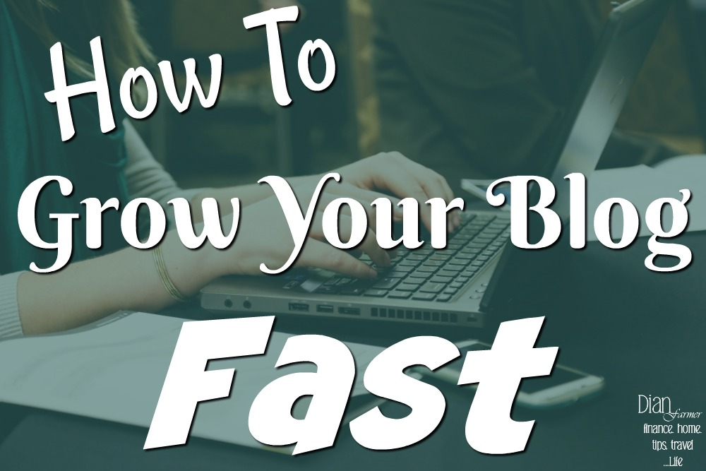How To Grow Your Blog FAST