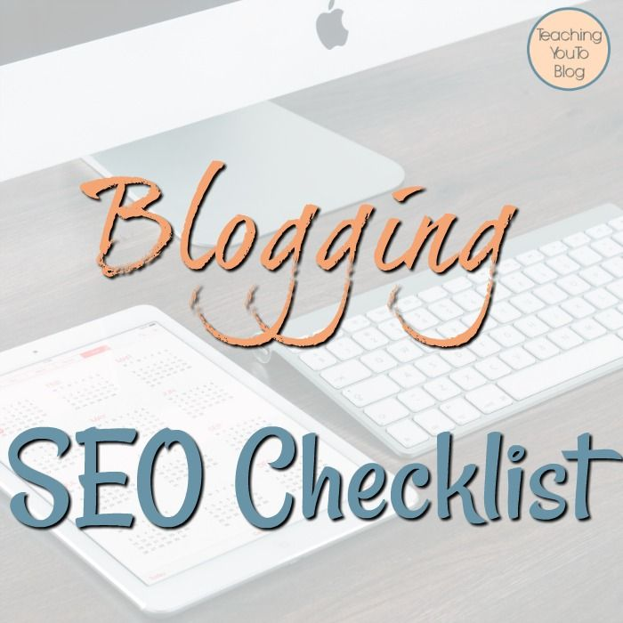 Here we will cover why you need a blog post SEO checklist & how it can be one of the most valuable tools for your blog.  An SEO checklist for blog posts helps you make sure you have covered all of your bases so that the search engines can find your post.