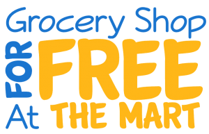 Grocery Shop For FREE At The Mart