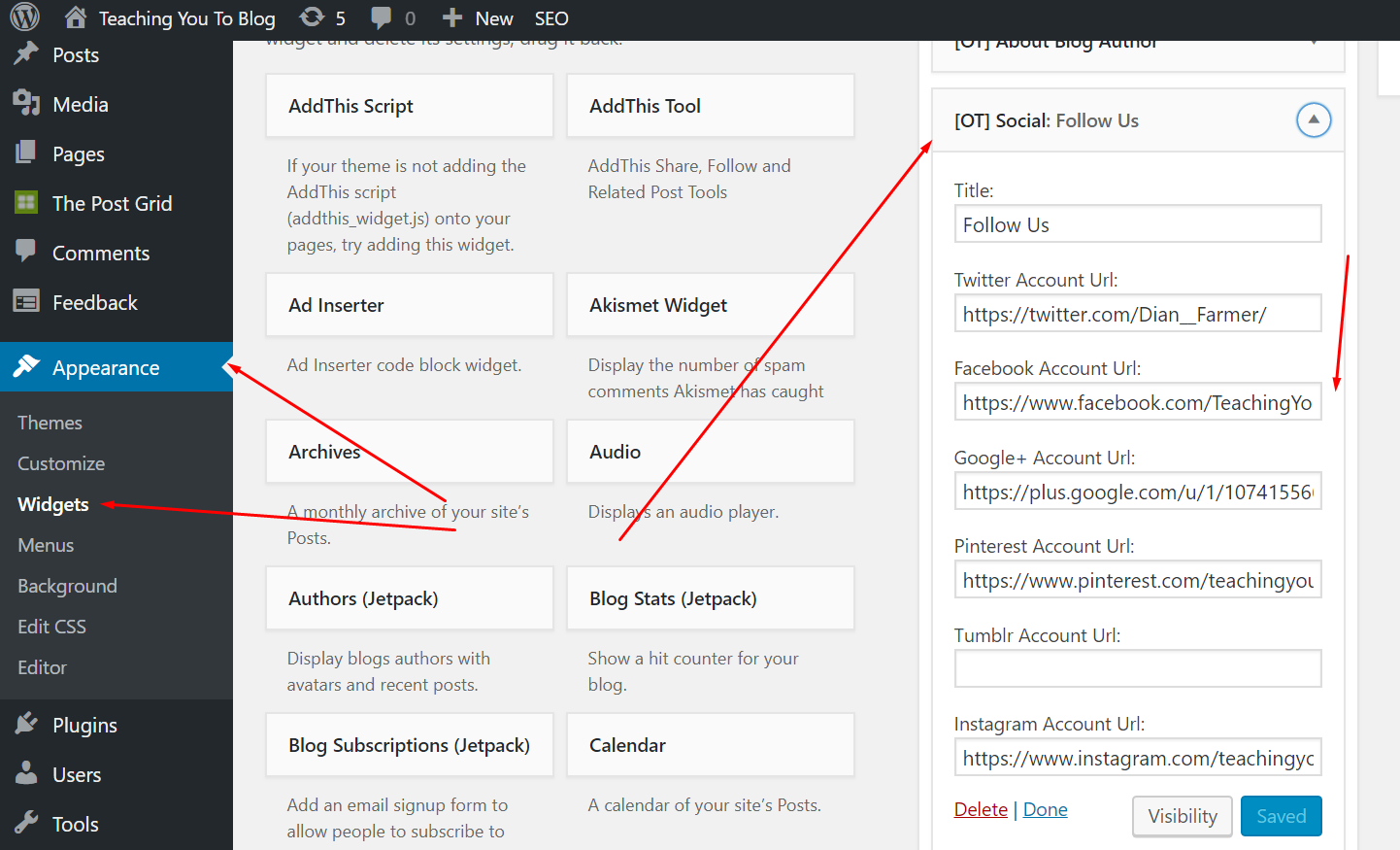 How To Add Social Sharing Buttons To Your Blog