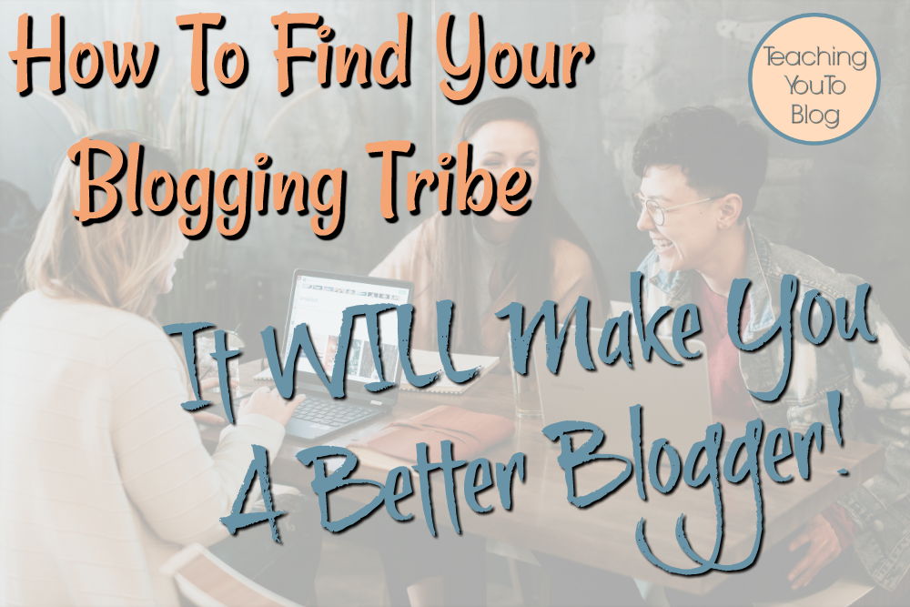 How To Find Your Blogging Tr