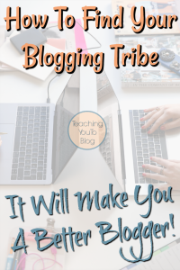 How To Find Your Blogging Tribe