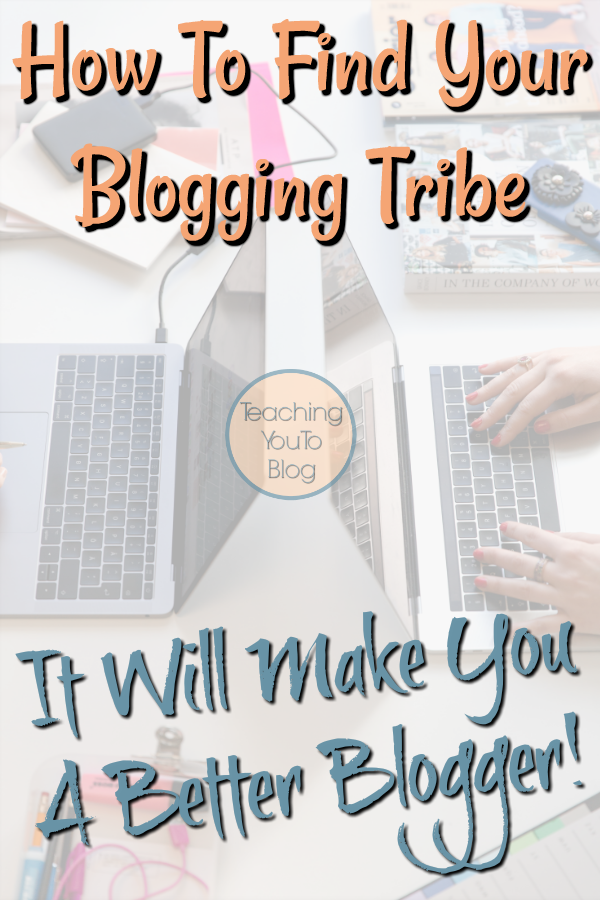 How To Find Your Blogging Tribe.  When you find your blogging tribe or find a mastermind group it will make you a better blogger.  There's no doubt about that.  A group of bloggers that you can relate to and learn from will only make you better.  Read more to learn how to find yours.