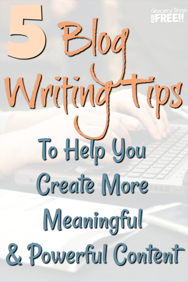 Finding your blog writing style is key.  These Blog Writing exercises, tips, & tricks can help you find your voice & create more powerful & meaningful content.