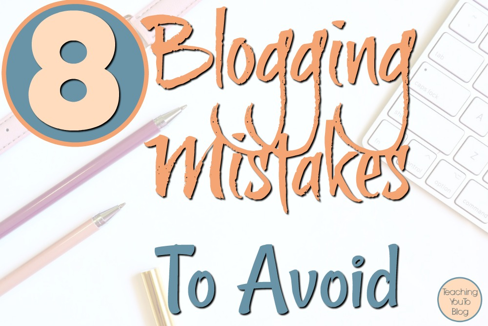 Looking for mistakes to avoid when starting a blog?  Then this is the information you've been looking for.