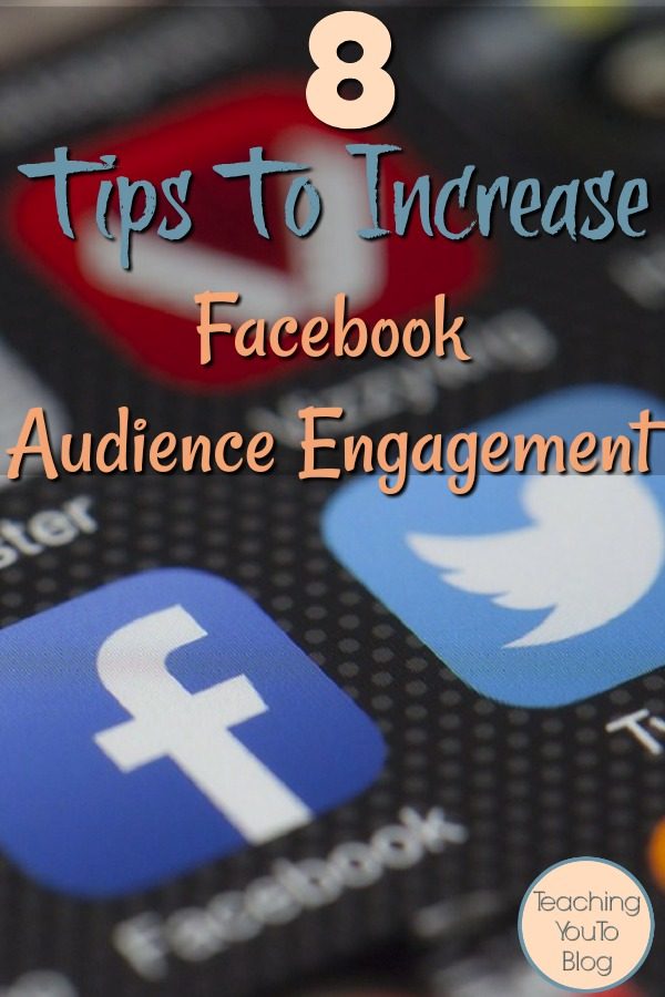 Looking to increase your Facebook engagement?  These tips will be  helpful with all your social media channels. Start to increase your audience engagement now.