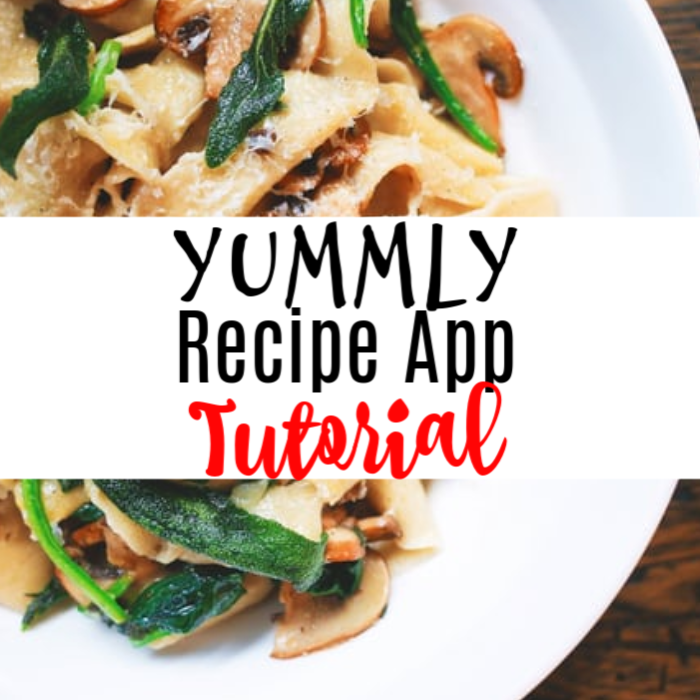 Do you use Yummly for your blog?  If not then this Yummly Recipe App Tutorial is for you.  Click through NOW to learn all about it...
